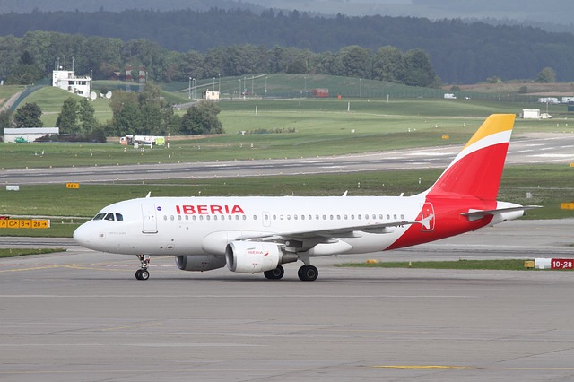 Travel hacking Iberia