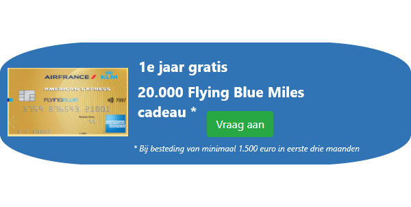 American Express Flying Blue Gold kaart aanbieding.jpg